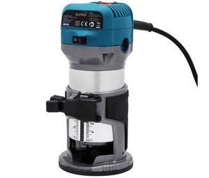 Test et avis sur la défonceuse électrique à bois Katsu 101750